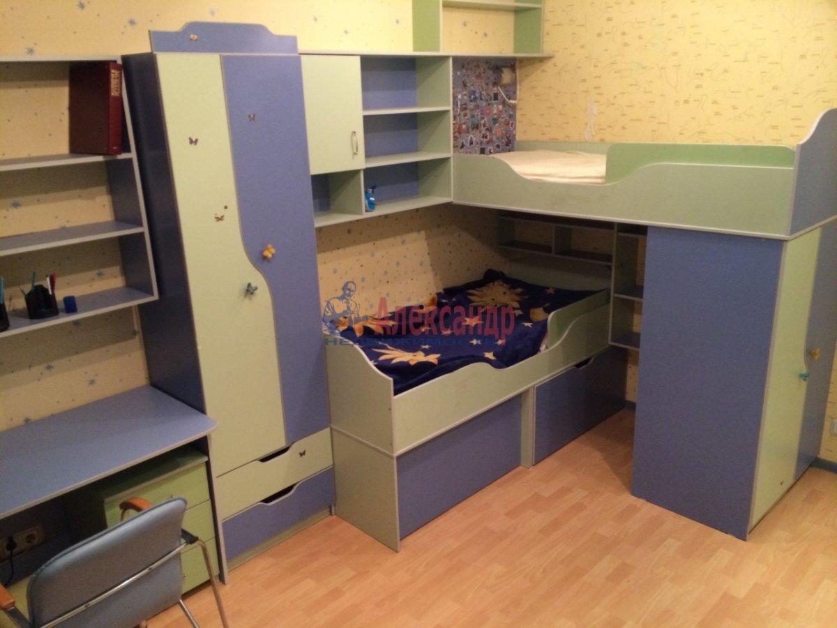3-комнатная квартира (60м2) в аренду по адресу Киришская ул., 4— фото 4 из 9