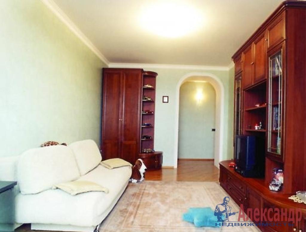 1-комнатная квартира (45м2) в аренду по адресу Малая Каштановая алл., 9— фото 1 из 2