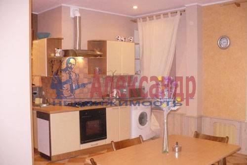3-комнатная квартира (110м2) в аренду по адресу Виленский пер., 17— фото 1 из 4