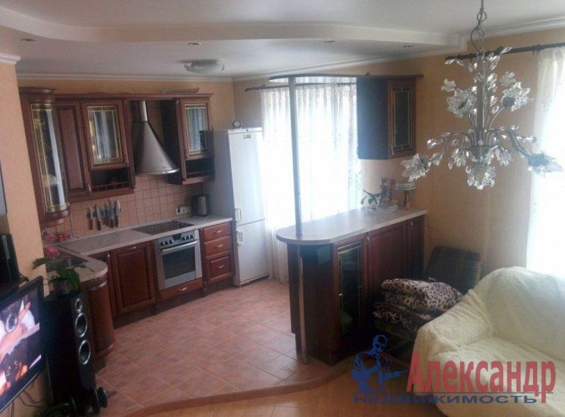 3-комнатная квартира (70м2) в аренду по адресу Ленинский пр., 149— фото 1 из 6