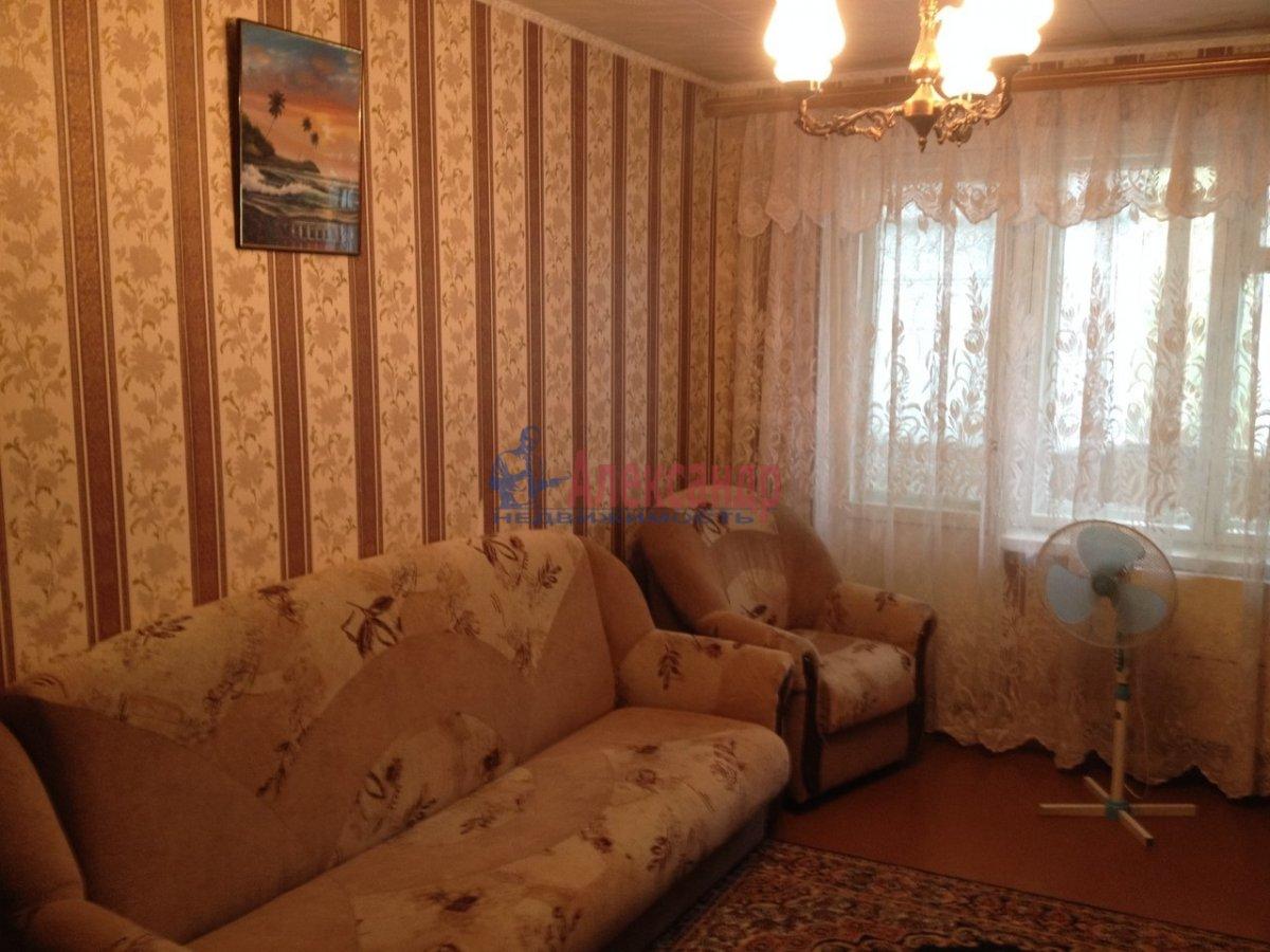 1-комнатная квартира (38м2) в аренду по адресу Российский пр., 5— фото 2 из 8