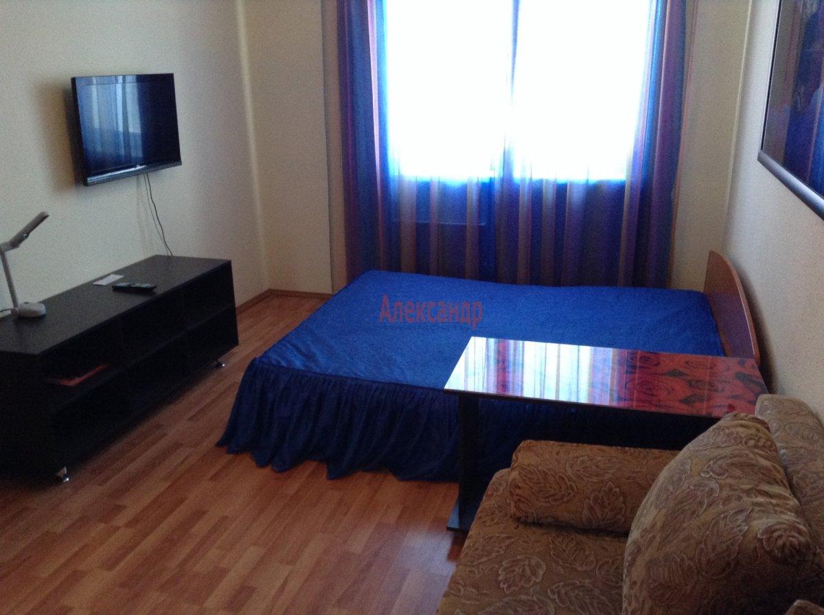 1-комнатная квартира (39м2) в аренду по адресу Хошимина ул., 13— фото 1 из 1