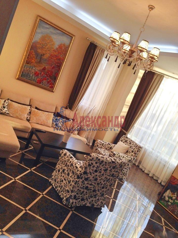 3-комнатная квартира (80м2) в аренду по адресу Шпалерная ул.— фото 3 из 4