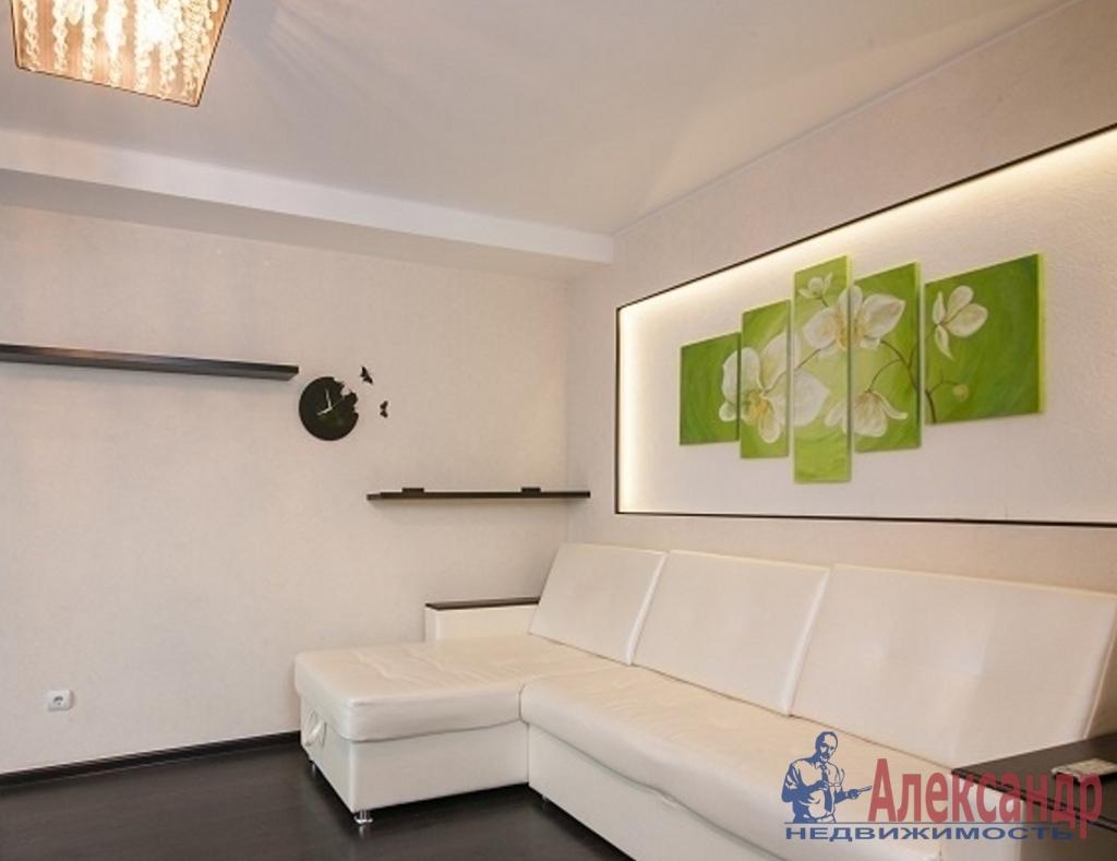 4-комнатная квартира (180м2) в аренду по адресу Крестовский пр., 4— фото 3 из 7