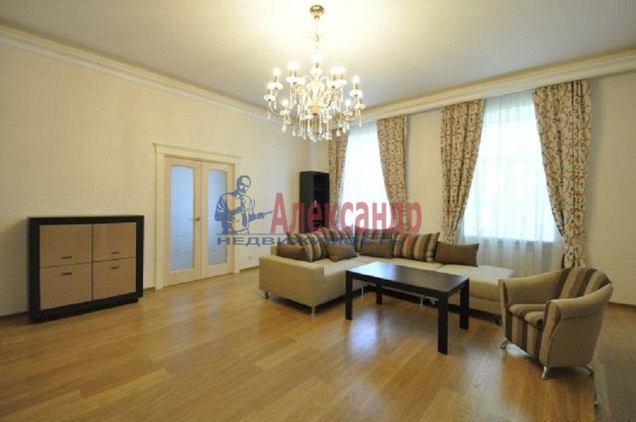 5-комнатная квартира (165м2) в аренду по адресу Большая Морская ул., 31— фото 3 из 7