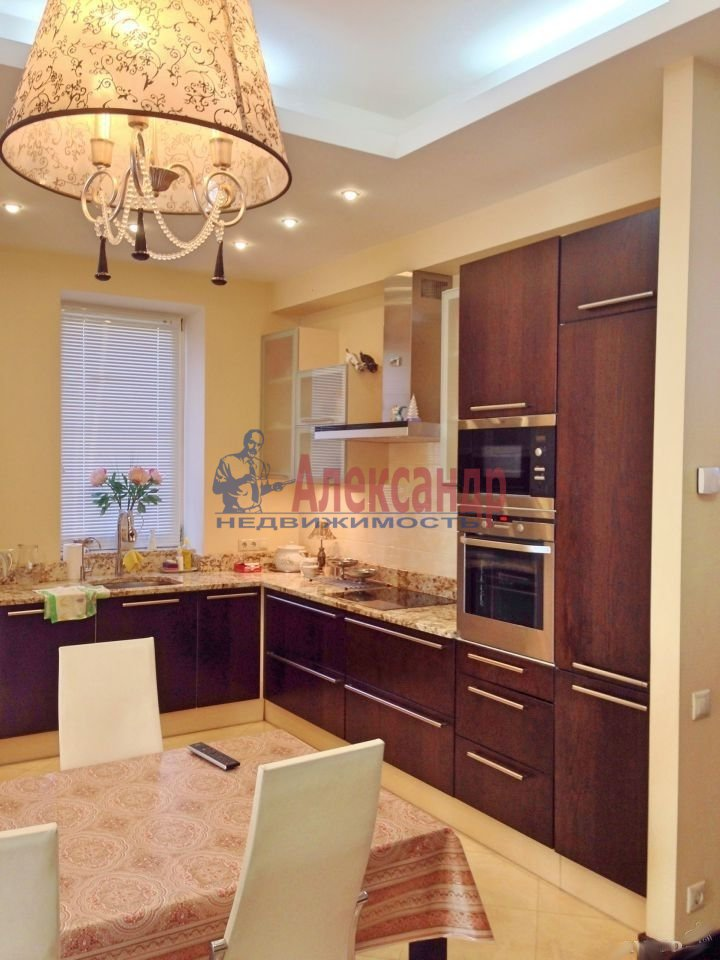 3-комнатная квартира (80м2) в аренду по адресу Шпалерная ул.— фото 1 из 4