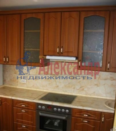 1-комнатная квартира (41м2) в аренду по адресу Новоколомяжский пр., 4— фото 1 из 3
