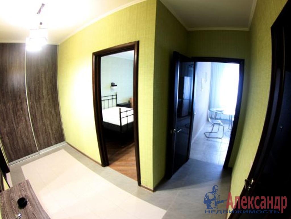 1-комнатная квартира (43м2) в аренду по адресу Купчинская ул., 34— фото 3 из 4