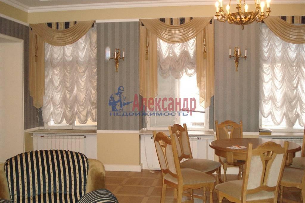 4-комнатная квартира (120м2) в аренду по адресу Большая Конюшенная ул., 3— фото 1 из 10