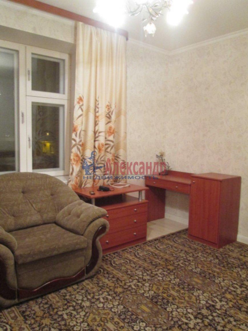 1-комнатная квартира (40м2) в аренду по адресу Шуваловский пр., 88— фото 3 из 3