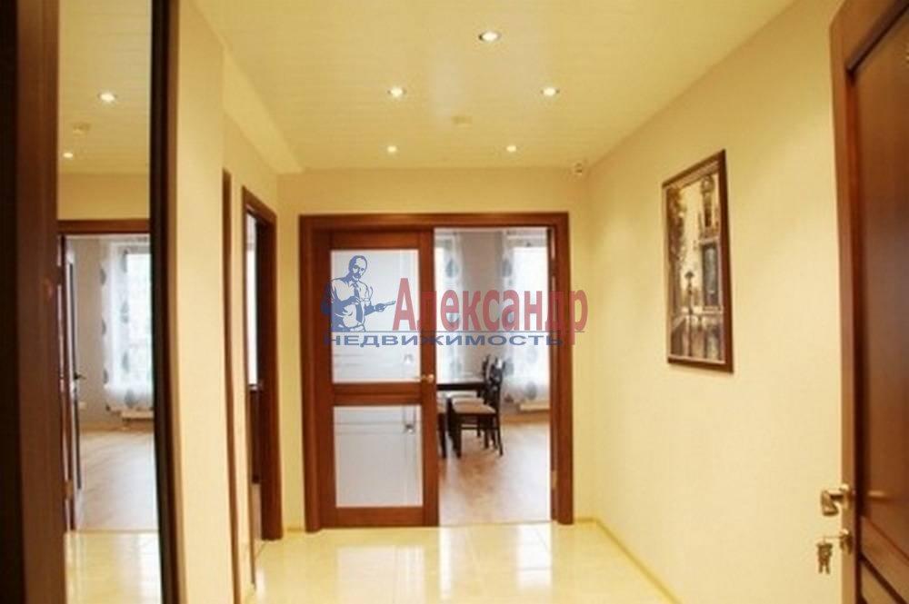 3-комнатная квартира (146м2) в аренду по адресу Малый пр., 16— фото 9 из 13