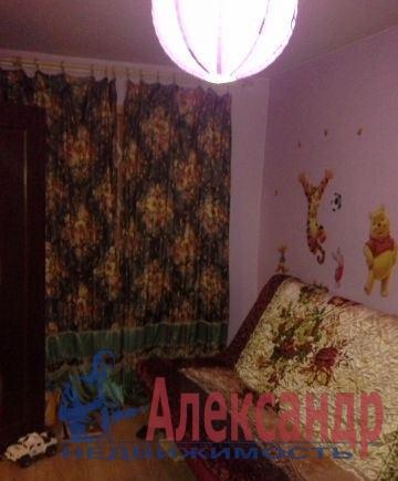 2-комнатная квартира (43м2) в аренду по адресу Гранитная ул., 46— фото 2 из 4