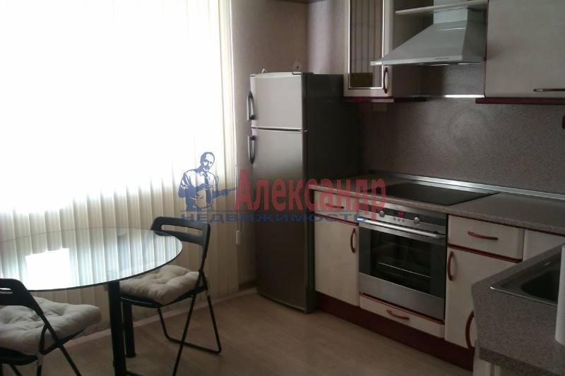1-комнатная квартира (40м2) в аренду по адресу Варшавская ул., 23— фото 1 из 5