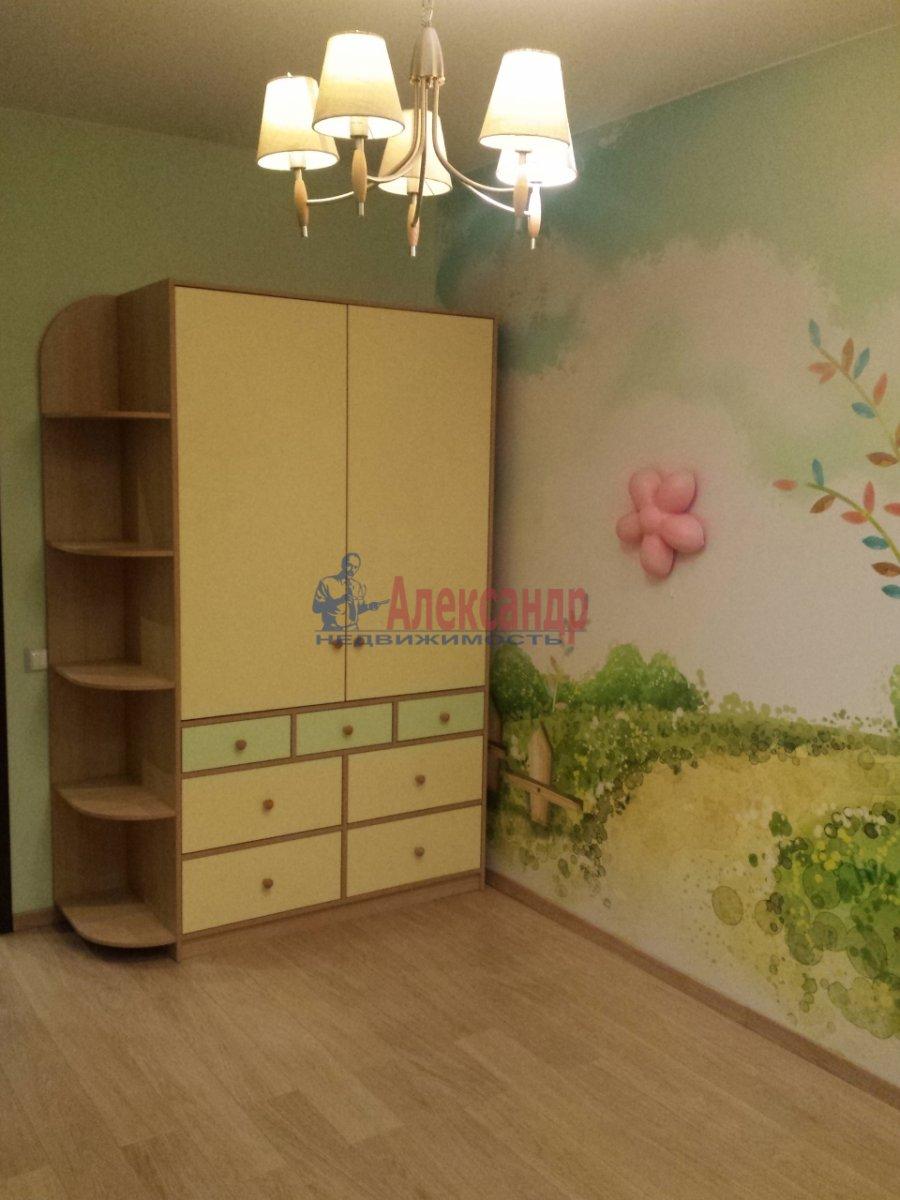3-комнатная квартира (60м2) в аренду по адресу Всеволожск г., Доктора Сотникова ул., 5— фото 9 из 20