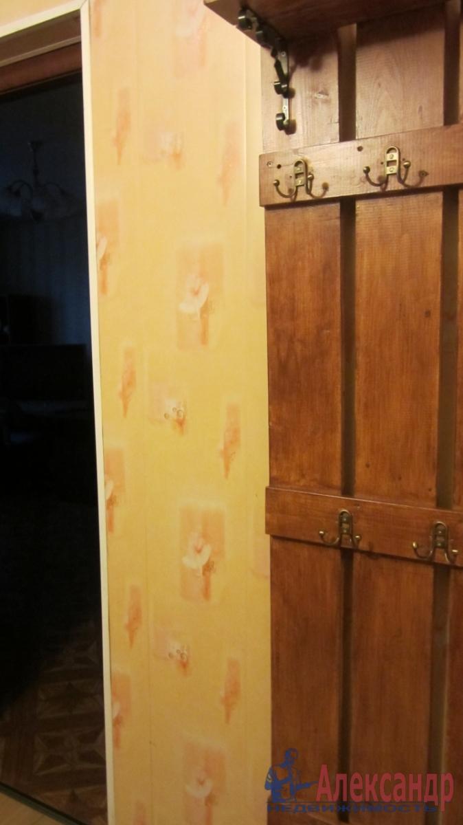 1-комнатная квартира (39м2) в аренду по адресу Дунайский пр., 53— фото 10 из 11