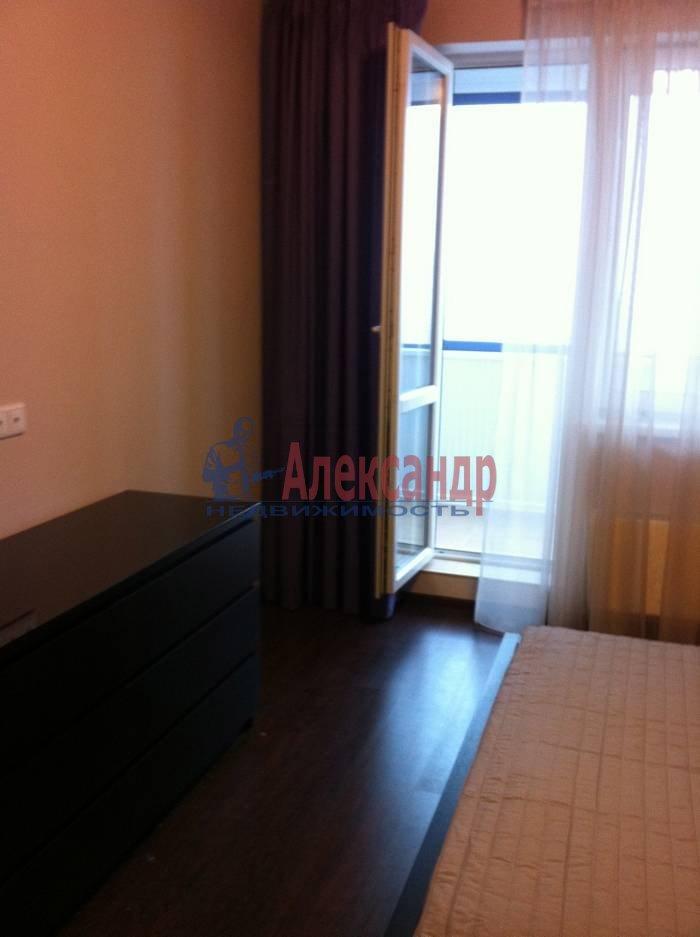 3-комнатная квартира (96м2) в аренду по адресу Ленинский пр., 114— фото 4 из 5