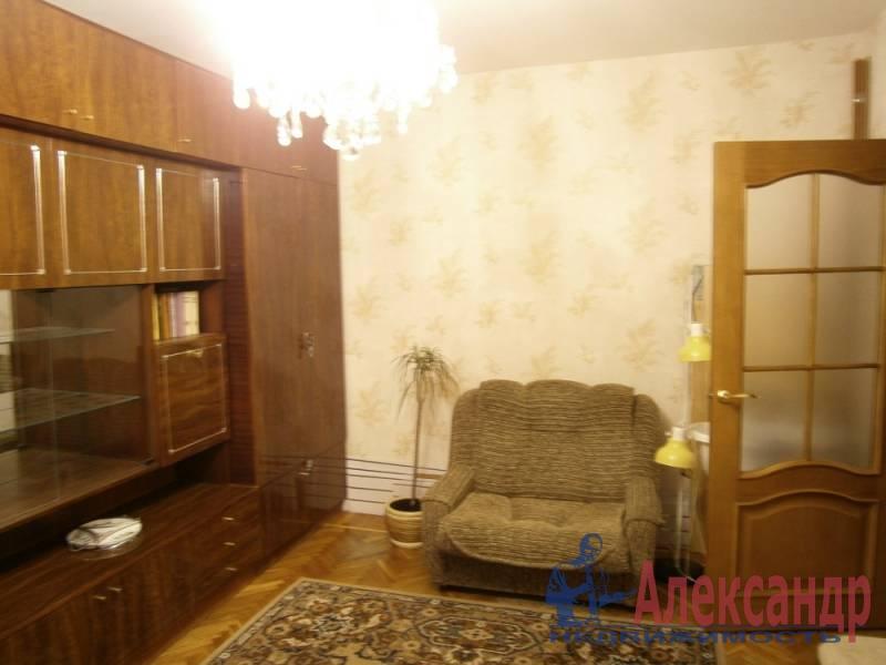 2-комнатная квартира (50м2) в аренду по адресу Просвещения пр., 9— фото 1 из 4