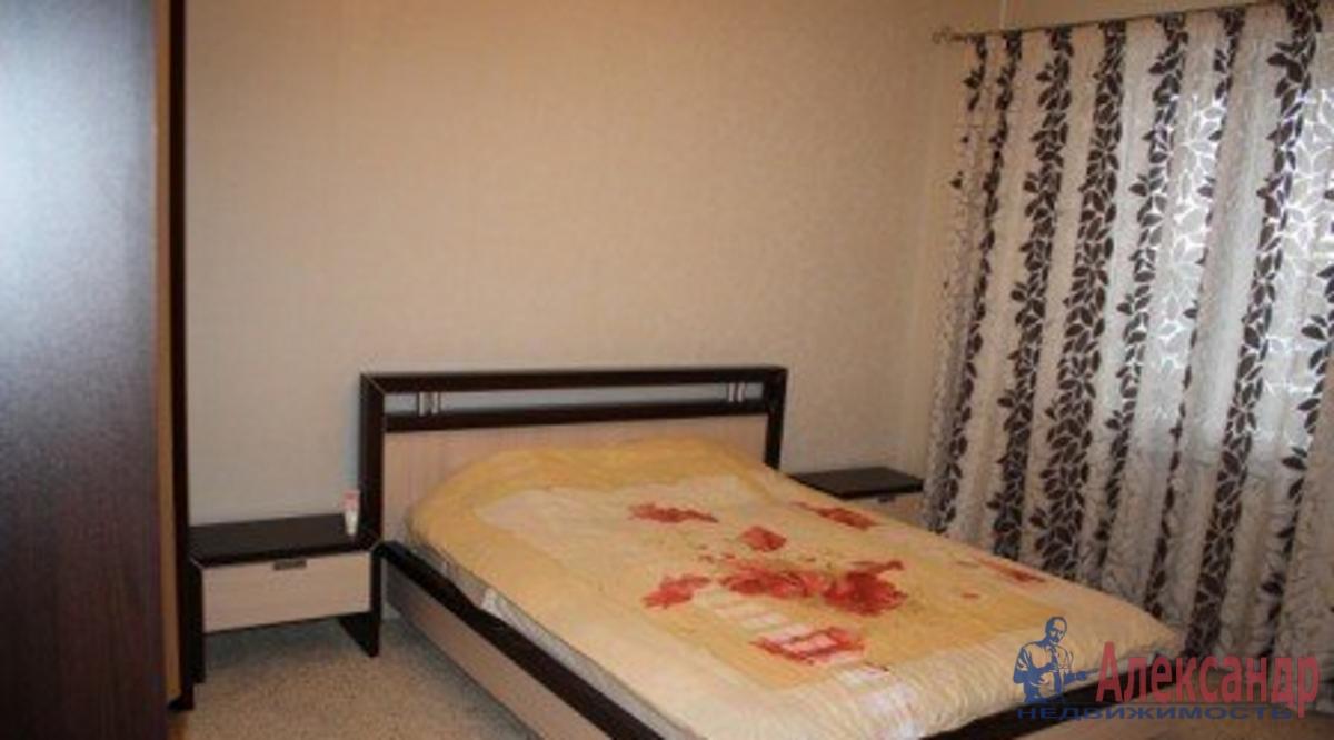 2-комнатная квартира (65м2) в аренду по адресу Просвещения пр., 33— фото 2 из 3