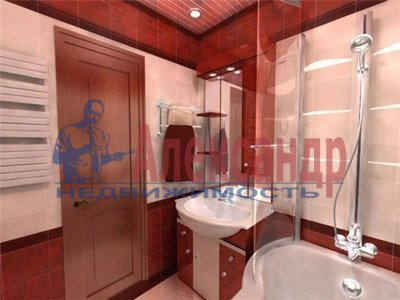 2-комнатная квартира (63м2) в аренду по адресу Белышева ул., 5— фото 2 из 2