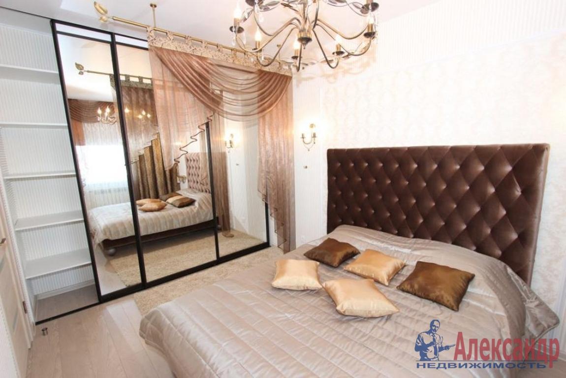 2-комнатная квартира (65м2) в аренду по адресу Обводного канала наб., 51— фото 2 из 2