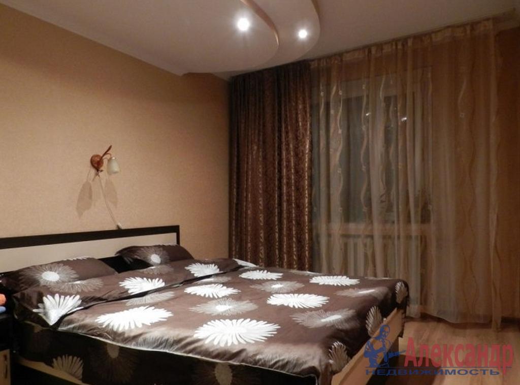 2-комнатная квартира (60м2) в аренду по адресу Выборгское шос., 15— фото 2 из 3