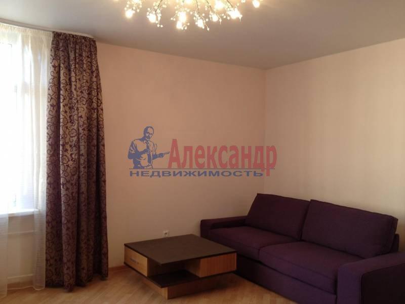 3-комнатная квартира (94м2) в аренду по адресу Российский пр., 8— фото 3 из 6