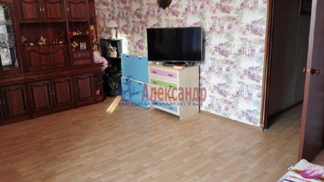 1-комнатная квартира (42м2) в аренду по адресу Тореза пр., 25— фото 1 из 2