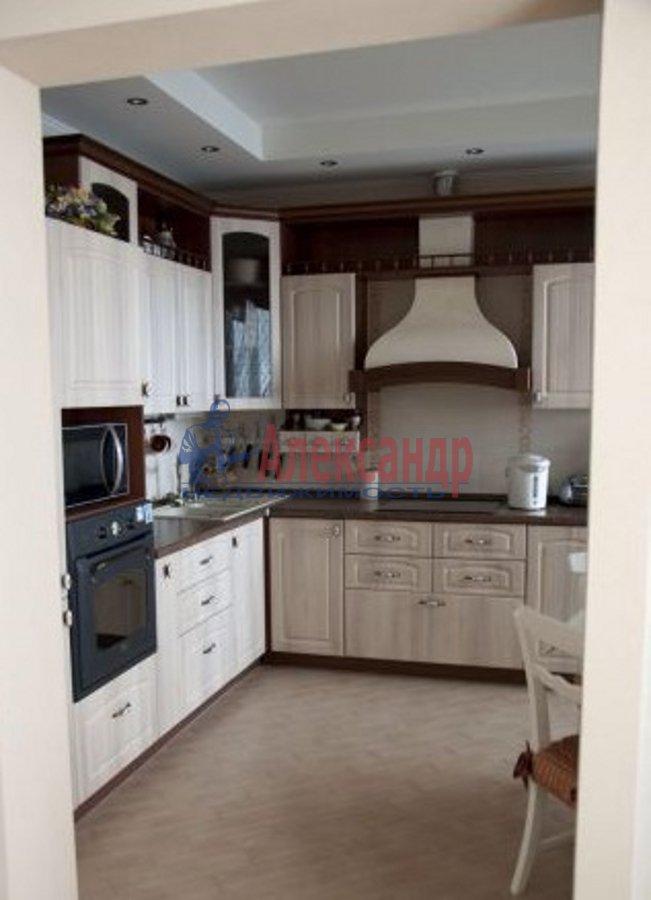 3-комнатная квартира (120м2) в аренду по адресу Большая Зеленина ул., 13— фото 1 из 4