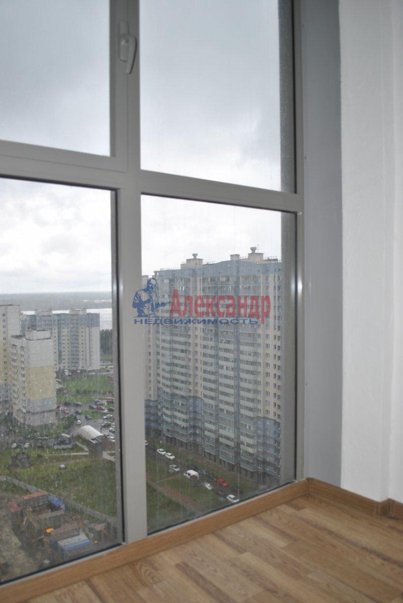 1-комнатная квартира (44м2) в аренду по адресу Лыжный пер., 4— фото 8 из 19