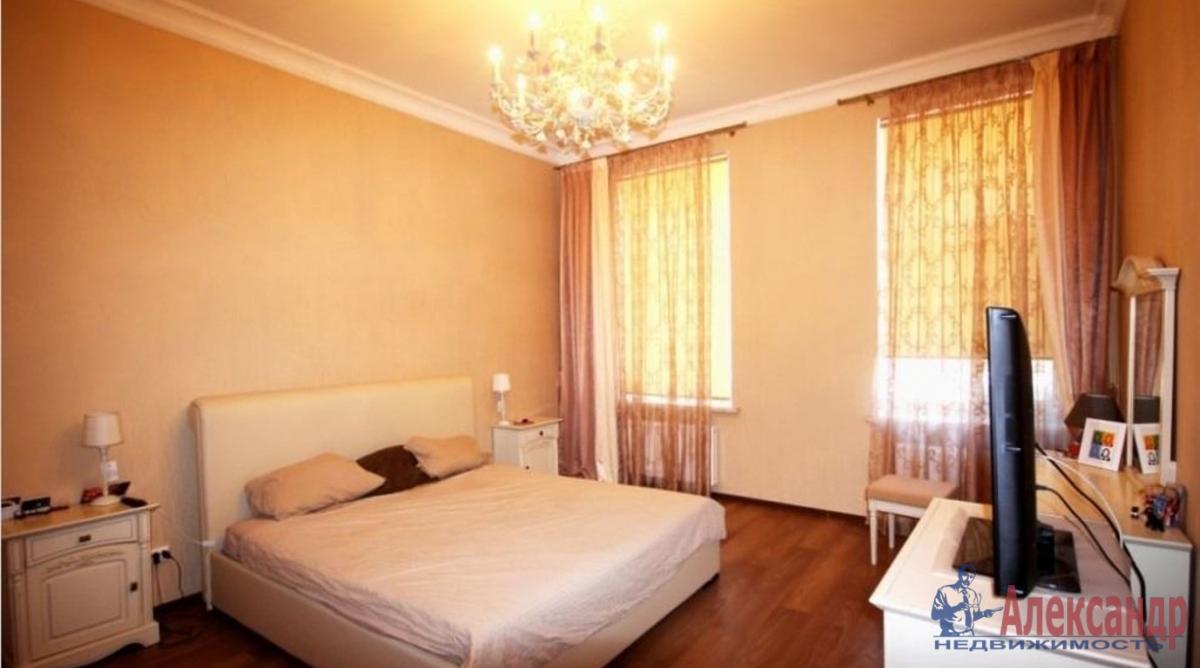 3-комнатная квартира (129м2) в аренду по адресу Канала Грибоедова наб., 96— фото 2 из 3