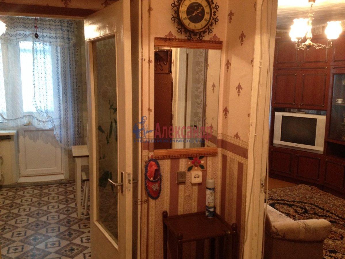 1-комнатная квартира (38м2) в аренду по адресу Российский пр., 5— фото 8 из 8