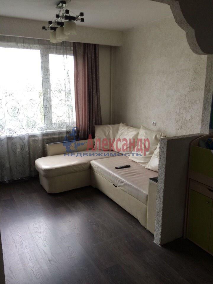 1-комнатная квартира (36м2) в аренду по адресу Варшавская ул., 49— фото 1 из 4