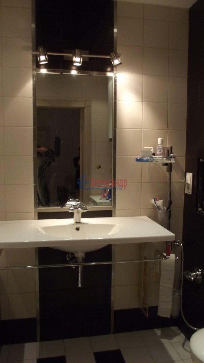 1-комнатная квартира (33м2) в аренду по адресу Кудрово дер., Венская ул., 4— фото 1 из 4