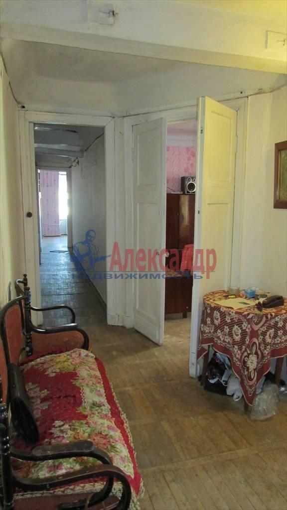 3-комнатная квартира (90м2) в аренду по адресу Большой пр., 44— фото 4 из 7