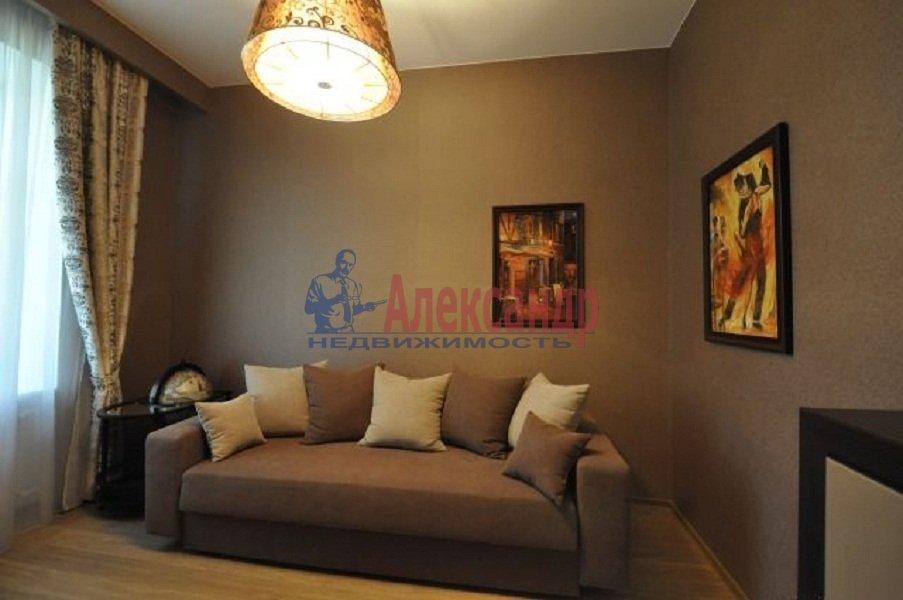 5-комнатная квартира (165м2) в аренду по адресу Большая Морская ул., 31— фото 4 из 7