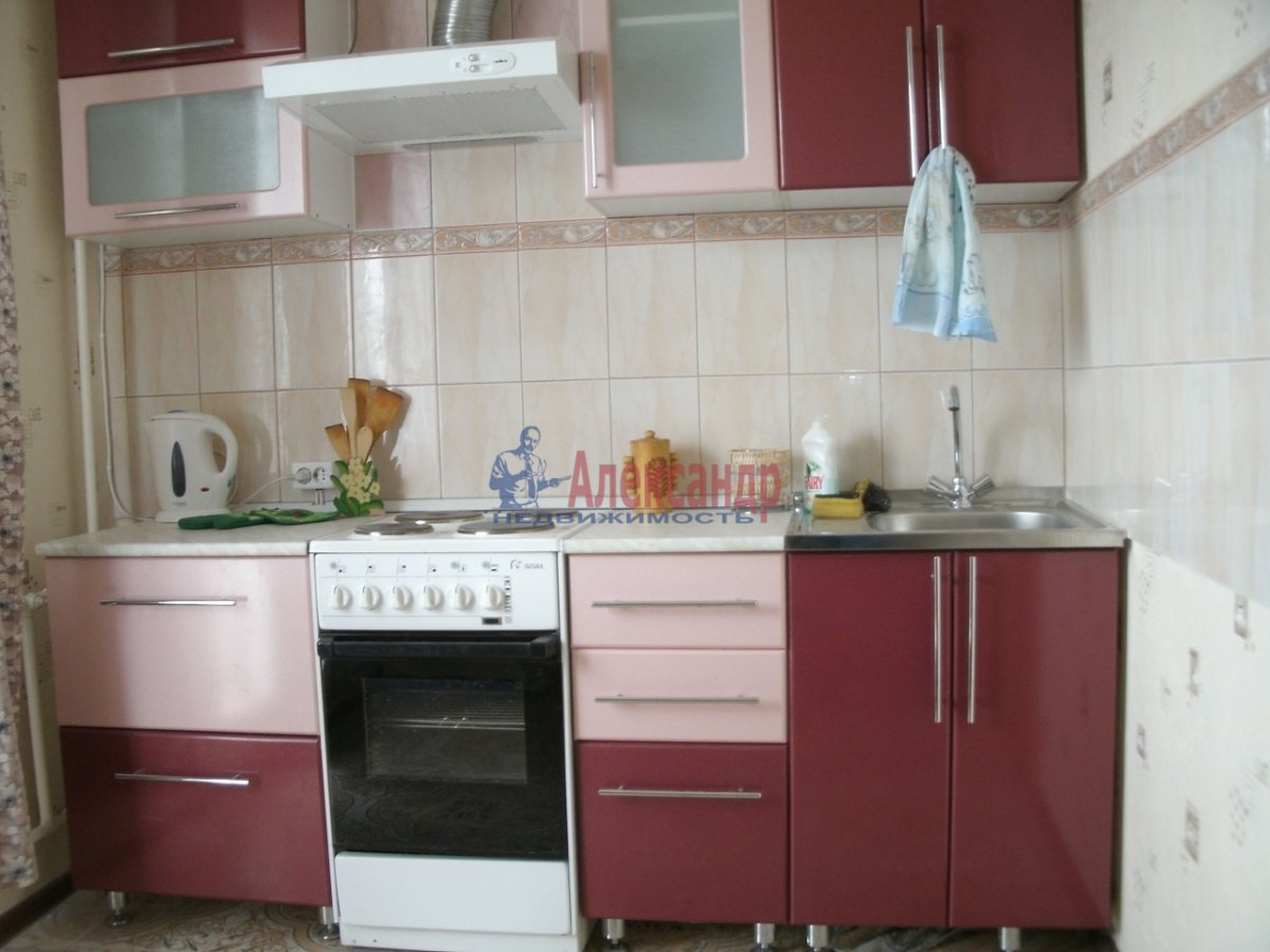 1-комнатная квартира (37м2) в аренду по адресу Турку ул., 11— фото 5 из 7