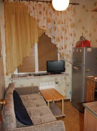 1-комнатная квартира (32м2) в аренду по адресу 2 Муринский пр., 10— фото 4 из 5
