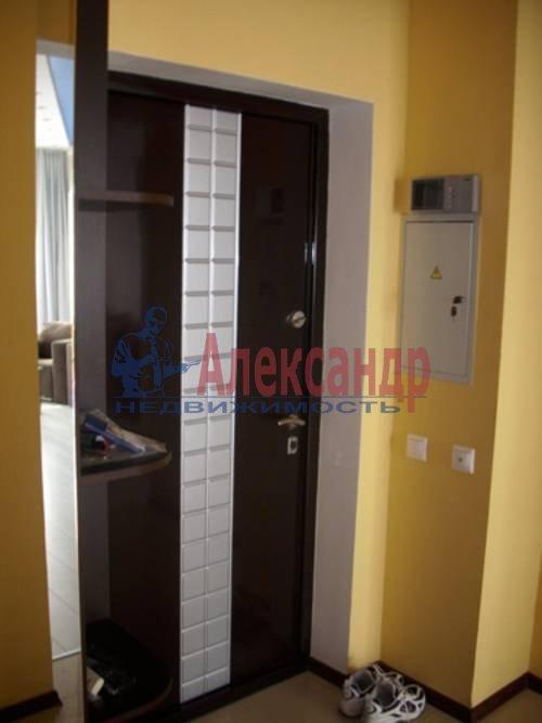 1-комнатная квартира (42м2) в аренду по адресу Гражданский пр., 111— фото 12 из 12