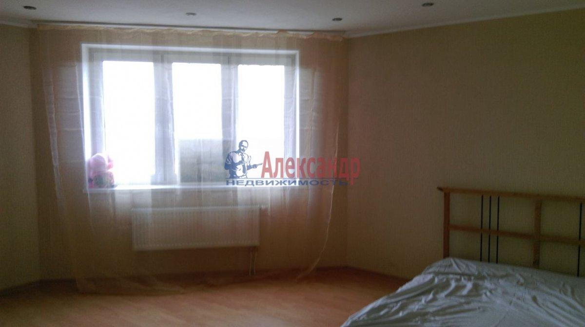 1-комнатная квартира (34м2) в аренду по адресу Школьная ул., 6— фото 2 из 3
