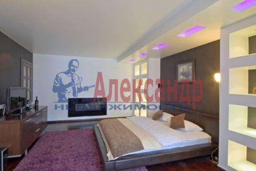 1-комнатная квартира (49м2) в аренду по адресу Комендантский пр., 17— фото 1 из 5