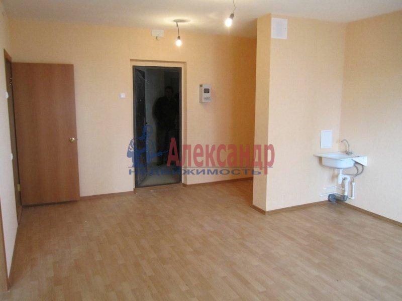 1-комнатная квартира (34м2) в аренду по адресу Парголово пос., Николая Рубцова ул., 12— фото 1 из 2