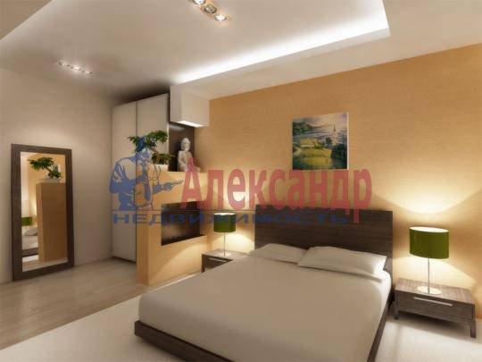 1-комнатная квартира (46м2) в аренду по адресу Бассейная ул., 10— фото 1 из 4