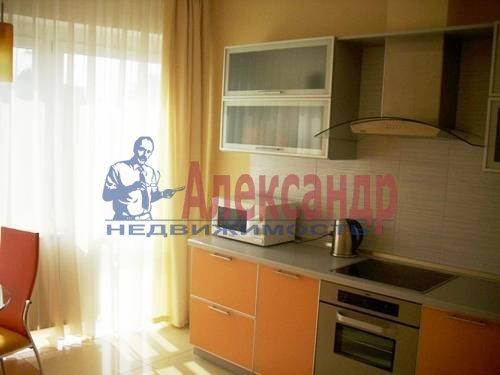 1-комнатная квартира (42м2) в аренду по адресу Гражданский пр., 111— фото 1 из 12