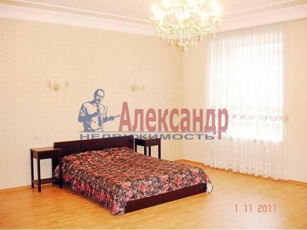 4-комнатная квартира (200м2) в аренду по адресу Лиговский пр., 57— фото 4 из 5