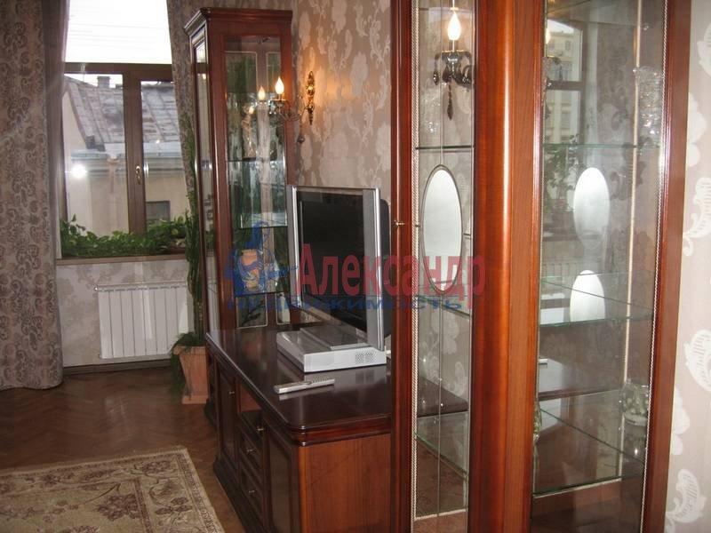 3-комнатная квартира (82м2) в аренду по адресу Правды ул., 12— фото 19 из 22