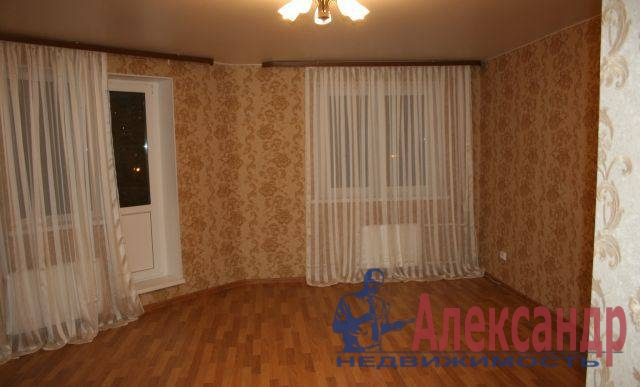 1-комнатная квартира (36м2) в аренду по адресу Ленинский пр., 82— фото 1 из 4