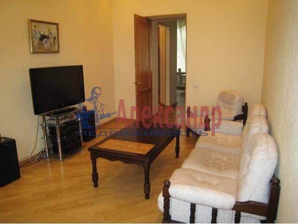 3-комнатная квартира (120м2) в аренду по адресу Малая Морская ул.— фото 2 из 5