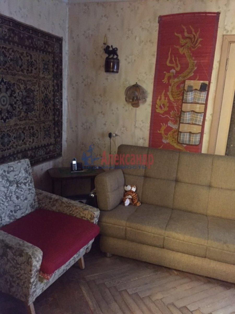 2-комнатная квартира (46м2) в аренду по адресу Металлистов пр., 16— фото 1 из 11
