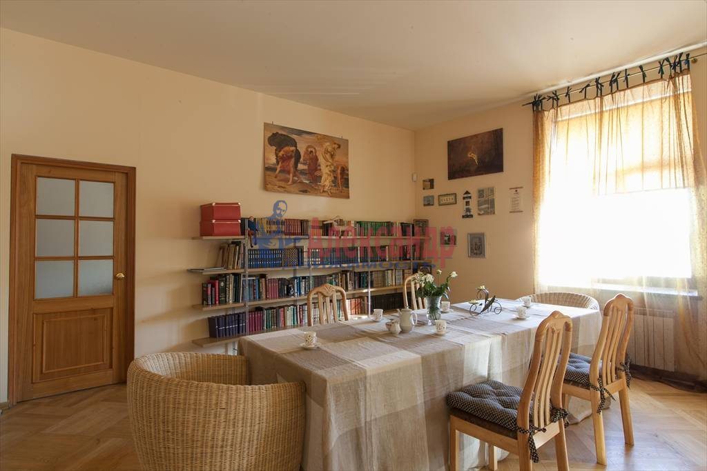 3-комнатная квартира (120м2) в аренду по адресу Бонч-Бруевича ул.— фото 7 из 13
