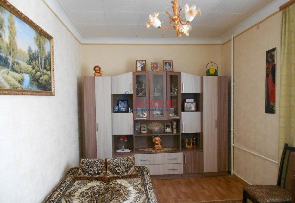 Комната в 3-комнатной квартире (72м2) в аренду по адресу Курская ул., 23— фото 1 из 4